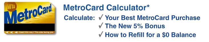 metrocardcalculator